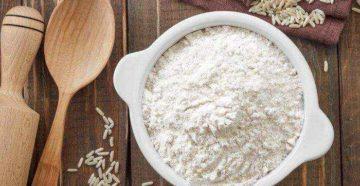 Рисовая мука в детском питании польза или вред