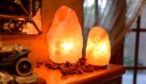 Соляные лампы для дома польза и вред