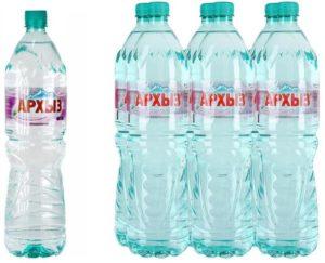 Негазированная минеральная вода архыз польза и вред