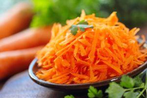 Морковь тертая вред и польза и вред