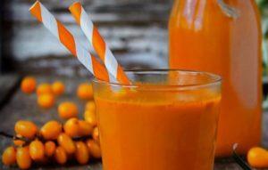 Облепиховый сок польза и вред как пить