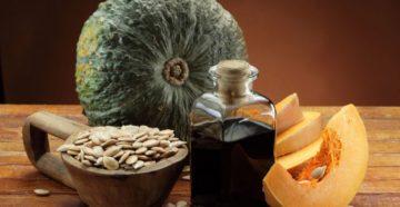 Тыквенное масло для женщин польза и вред