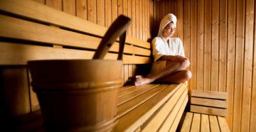 Польза и вред сауны для женщин