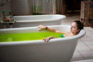Ванна с мятой польза и вред для женщин