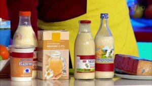 Топленое молоко польза и вред для организма