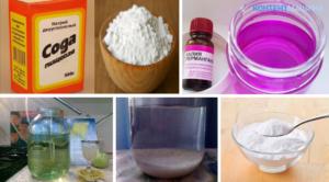 Очистка самогона марганцовкой и содой польза и вред