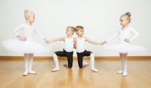 Хореография польза и вред для детей