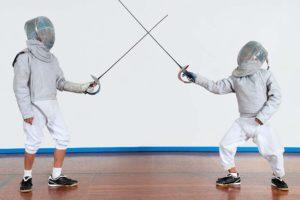 Фехтование для детей польза и вред