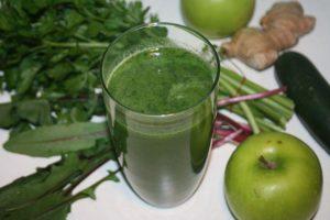Сок из корня петрушки польза и вред