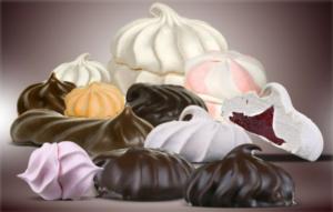 Зефир в шоколаде вред и польза и вред