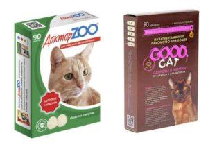 Таурин в корме для кошек вред или польза