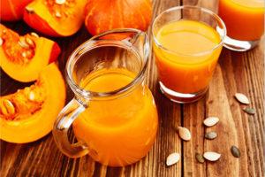 Сок из тыквы польза и вред для организма как приготовить