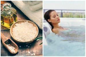 Морская соль польза и вред для ванн