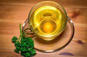 Отвар из петрушки польза и вред для здоровья