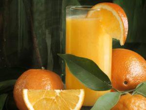 Свежевыжатый сок из апельсина польза и вред
