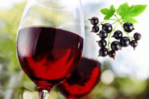 Вино из черной смородины польза и вред