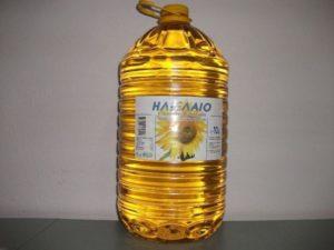 Нерафинированное подсолнечное масло польза и вред для печени