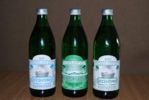 Ессентуки 4 польза и вред сколько можно пить в день