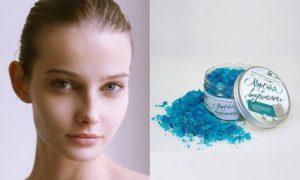 Соль для кожи лица польза и вред