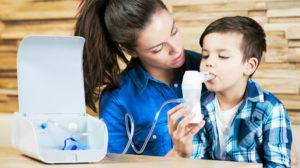 Ингалятор для детей польза или вред